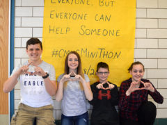 CMMS to Host Second Mini-THON April 28; Goal is to Raise $10,000