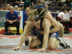 Central Mountain's Turner Suffers Loss at States