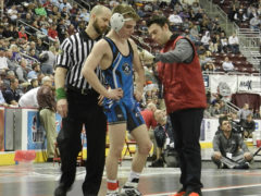 Central Mountain's Barzona Loses First Bout at States