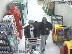 LH City Police Seek Information About Two Men Caught on Weis Surveillance