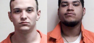 Two Arrested in Early Sunday Morning Robbery
