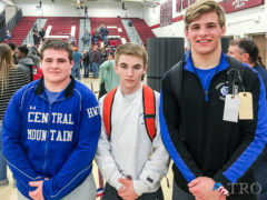 Three Wildcats, Barzona, Turner and Thompson Head to Hershey for State Tourney