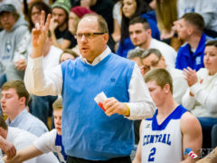 Baker Steps Down after 15 Years at CM Hoops Helm