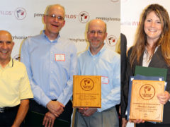 Amidea Daniel, PA Trail Dogs of Clinton County Honored with PA Wilds Champion Awards