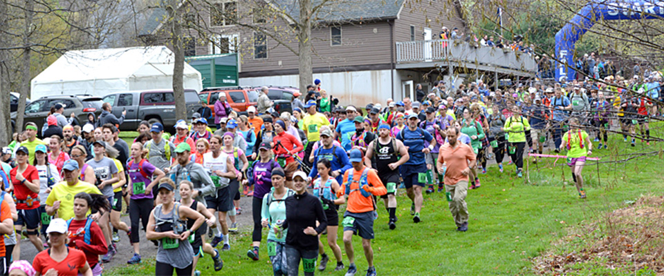Rain Clears, Thousands Turn Out for 11th Hyner View Trail Challenge