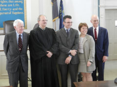 Third Generation of Lugg Law Family Sworn In