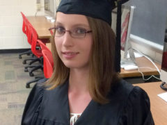 Keisha Gingerich Earns Diploma, First to Earn GED Through Renovo Program