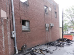 Four Months and Counting: Owners Evaluate Options at Burned Bellefonte Avenue Property