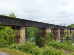 Clinton County Rail Trail: Some Pieces Near Completion, Much Work Remains