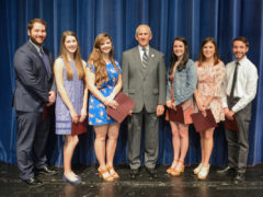 LHU Holds Annual Scholarship Brunch and Convocation
