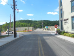 Lock Haven's Jay Street – Water Street Intersection Reopens