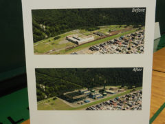 Upbeat Report on Proposed Renovo Energy Center
