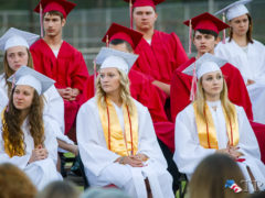 Bucktail High School Holds 49th Commencement