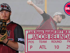 LHU's Belinda selected in 10th round by Atlanta Braves