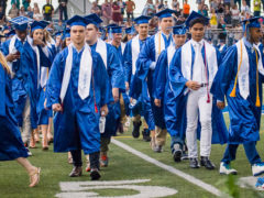 Central Mountain 18th Annual Commencement