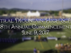 Central Mountain High School Graduation 2017 (Live Video Stream)