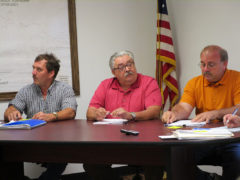 Banfill New Chairman as BE Township Supervisors Reorganize