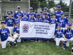 Keystone 9-11 All-Stars Capture Section 3 Crown for Berth at States