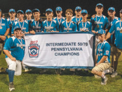Plans Announced for State Champ Keystone Intermediate Send-Off Parade Wednesday