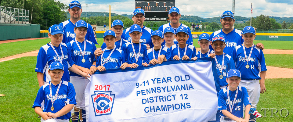 Keystone 9-11 All-Stars Jumps on Montour Early for D12 Crown