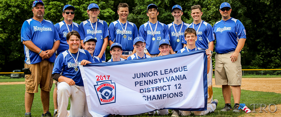 Late Rally Propels Keystone Junior All-Stars to D12 Title