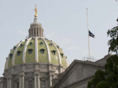 Gov. Wolf Orders State Flag to Half-staff over Death of Clinton County Deputy Sheriff