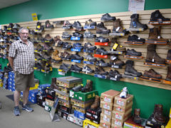 Corbin's Footwear: Owner Hopes to Sell Store; Sale Planned