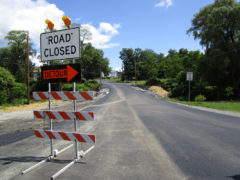 Almost Done: Dunnstown's Mill Hill Road Bridge