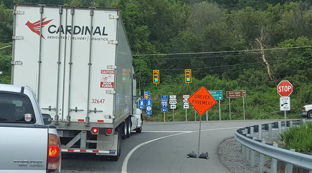 PennDOT Alerts Drivers to Potential Travel Delays Heading to