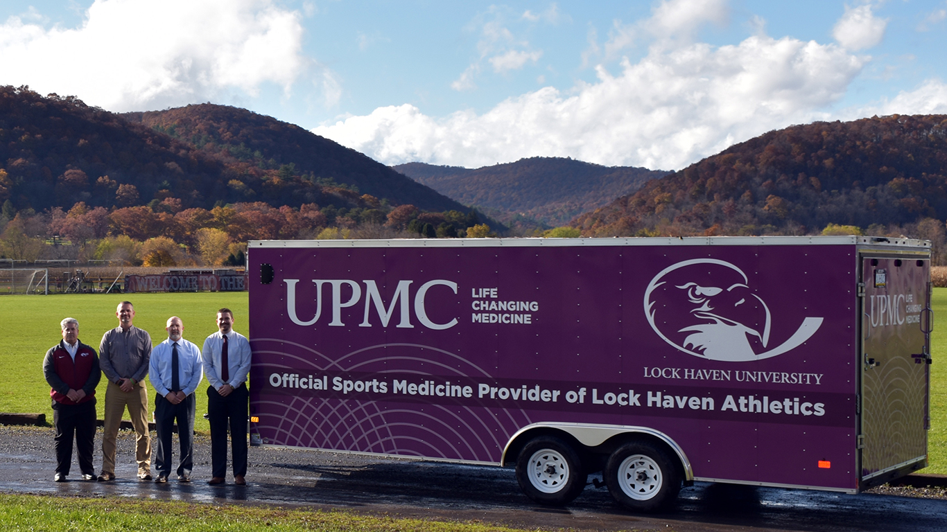 LHU Extends Partnership with UPMC Susquehanna – The Record
