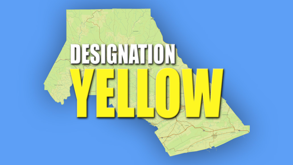 Monroe County Moves Into Governors Yellow Phase