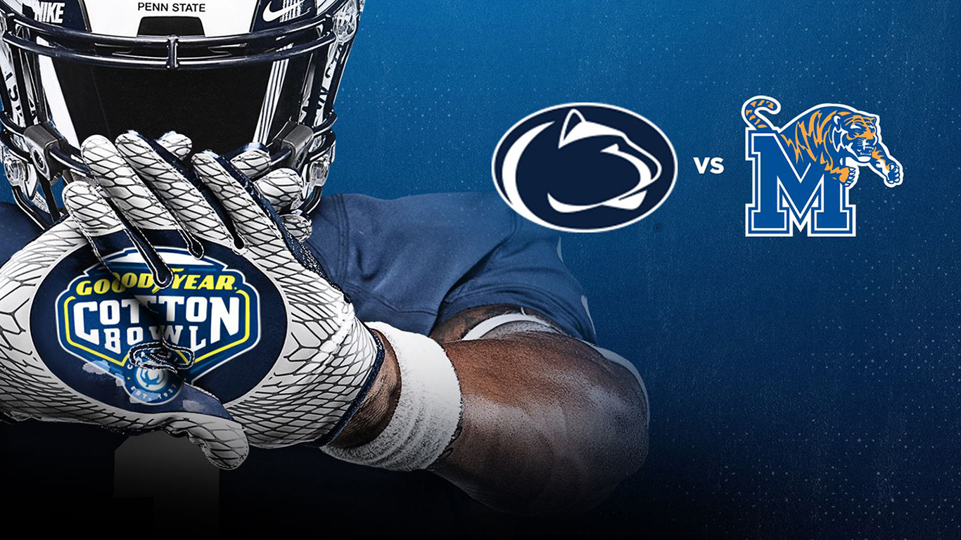 Penn State football bowl projections: Rose Bowl, others ...